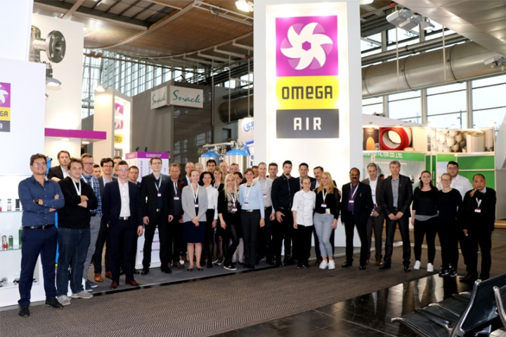 hannover messe omega air