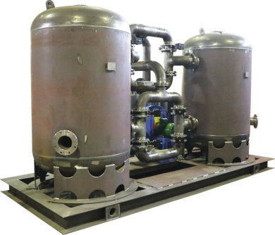 Desiccant adsorption dryers