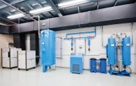 compressed air stations